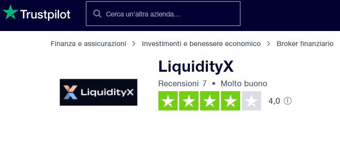 liquidityx opinioni